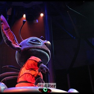 2 of 5: Stitch's Great Escape! - Animatronic show photos