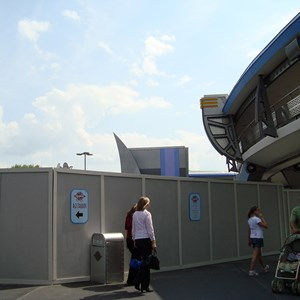 2 of 9: Stitch's SuperSonic Celebration - Stitch's SuperSonic Celebration construction photos