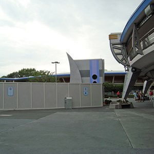 2 of 6: Stitch's SuperSonic Celebration - Stitch's SuperSonic Celebration construction photos
