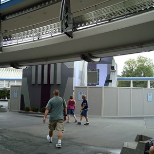6 of 6: Stitch's SuperSonic Celebration - Stitch's SuperSonic Celebration construction photos