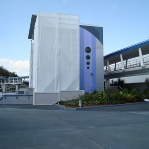 2 of 4: Stitch's SuperSonic Celebration - Stitch's SuperSonic Celebration stage refurbishment