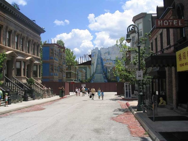 Streets of America