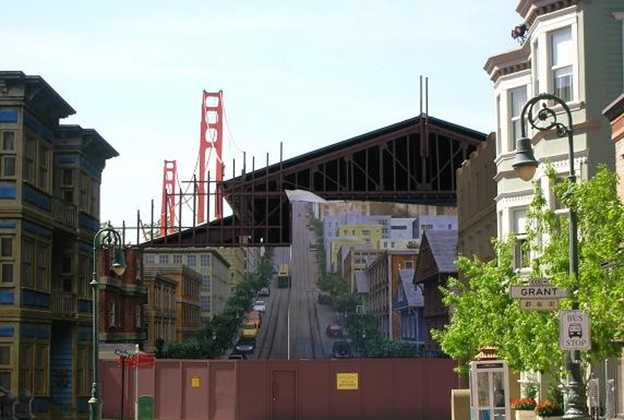 San Francisco facade replacement