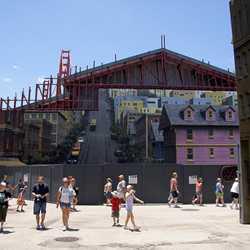 San Francisco facade replacement