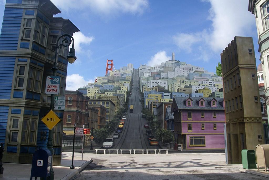 San Francisco facade replacement complete