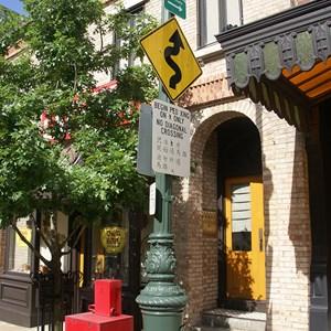 8 of 12: Streets of America - Streets of America San Fransico area