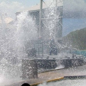 7 of 7: Studio Backlot Tour - New water effects show