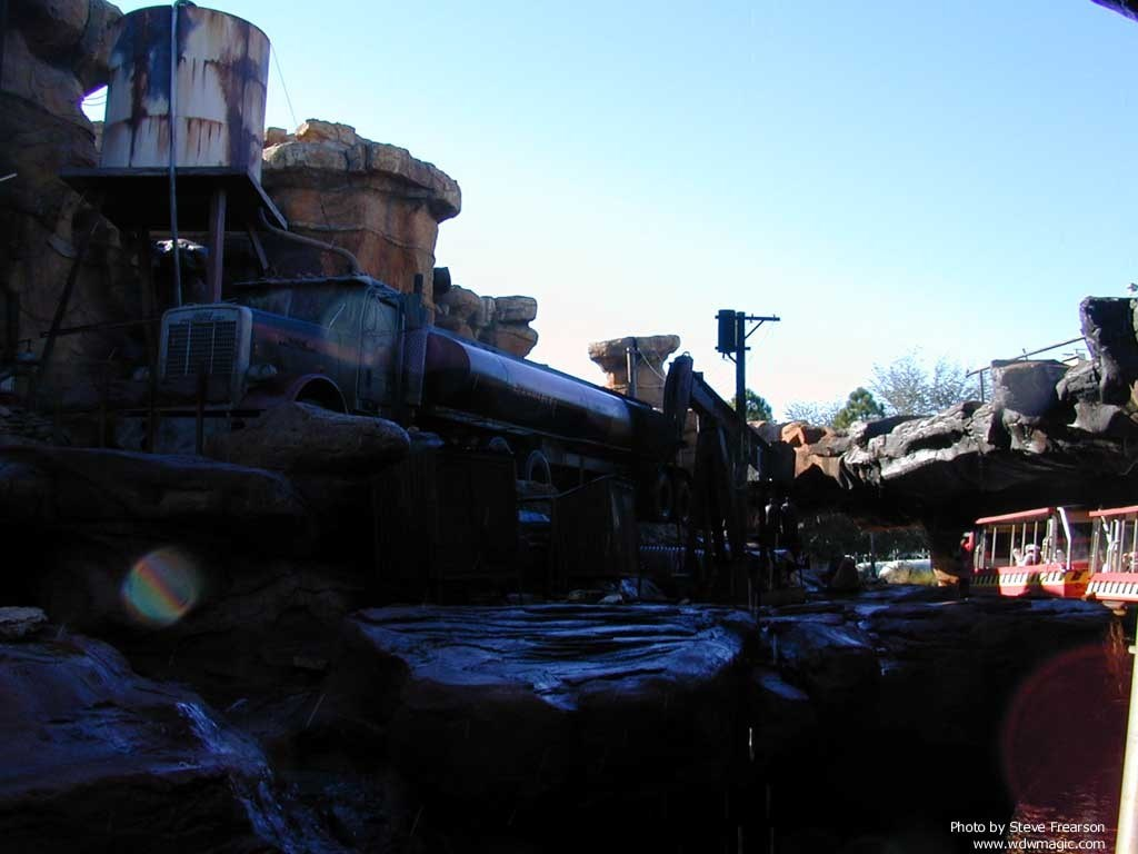 Backlot Tour photos