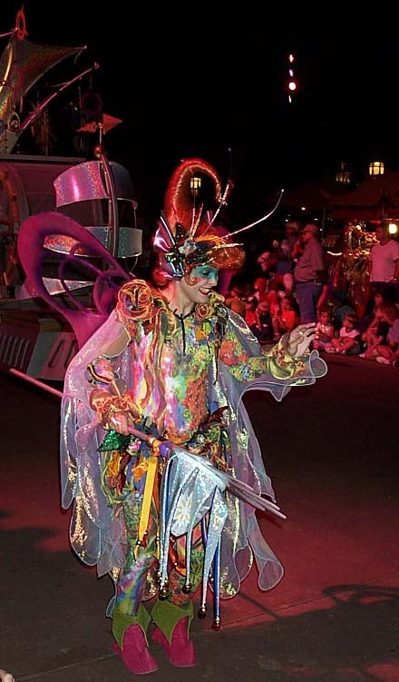 Tapestry of Dreams parade photos