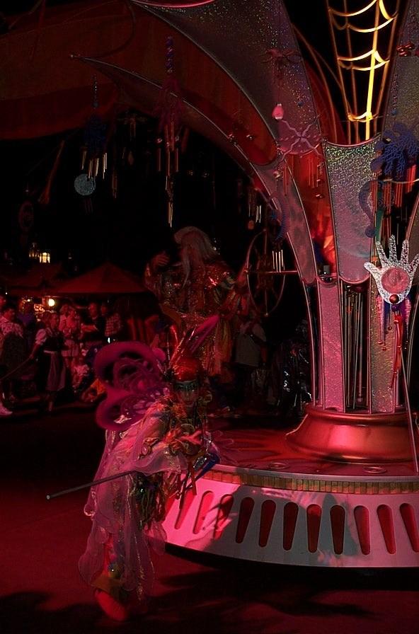 Tapestry of Dreams parade photos