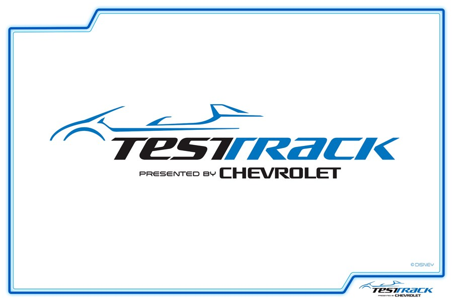 New Test Track concept art
