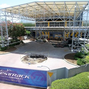 1 of 2: Test Track - Test Track refurbishment