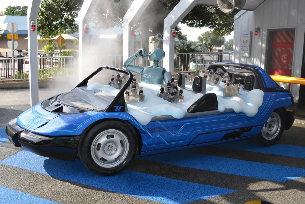Test Track 'Sim Car' paint scheme unveiled