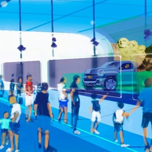 3 of 15: Test Track - New Test Track concept art - post show