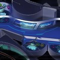 Test Track - New Test Track concept art - Ride show scene