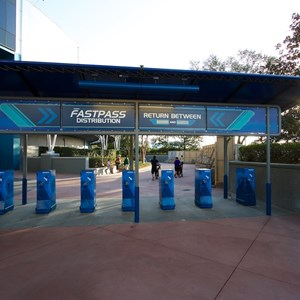 3 of 48: Test Track - New 2012 Test Track - FASTPASS distribution