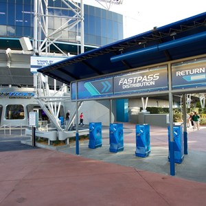 4 of 48: Test Track - New 2012 Test Track - FASTPASS kiosks