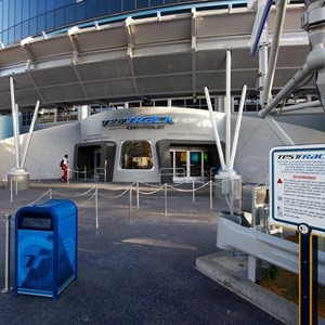 2 of 48: Test Track - New 2012 Test Track - main entrance area