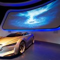 Test Track - New 2012 Test Track - queue area concept car
