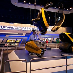 7 of 48: Test Track - New 2012 Test Track - concept vehicle