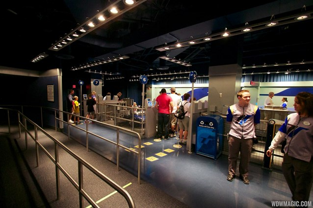 Test Track - New 2012 Test Track - Load area