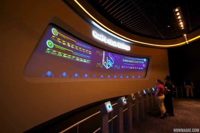 Test Track - New 2012 Test Track - Post show 'What's Your Score'