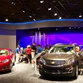 Test Track - New 2012 Test Track - Inside the showroom