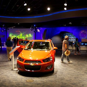 39 of 48: Test Track - New 2012 Test Track - Inside the showroom