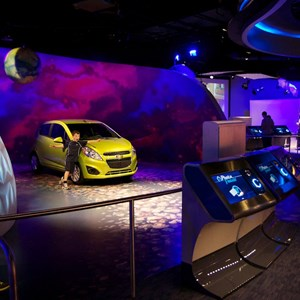 42 of 48: Test Track - New 2012 Test Track - Post show photo op