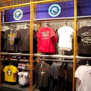 47 of 48: Test Track - New 2012 Test Track - Gift shop