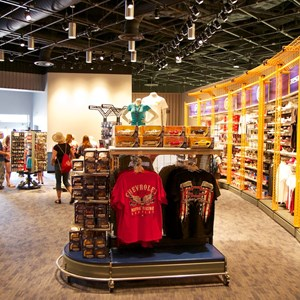 43 of 48: Test Track - New 2012 Test Track - Gift shop