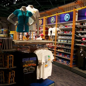 44 of 48: Test Track - New 2012 Test Track - Gift Shop