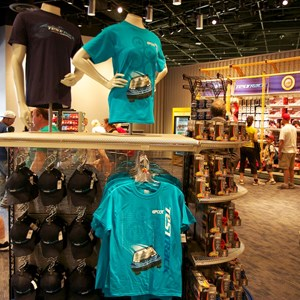 45 of 48: Test Track - New 2012 Test Track - Test Track merchandise