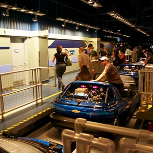 28 of 48: Test Track - New 2012 Test Track - Load area