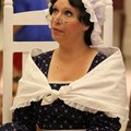 The American Adventure (Pavilion) - Betsy Ross
