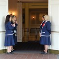 The American Adventure (Pavilion) - New American Adventure costumes - Attraction host costume