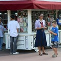 The American Adventure (Pavilion) - New American Adventure costumes - merchandise host costume