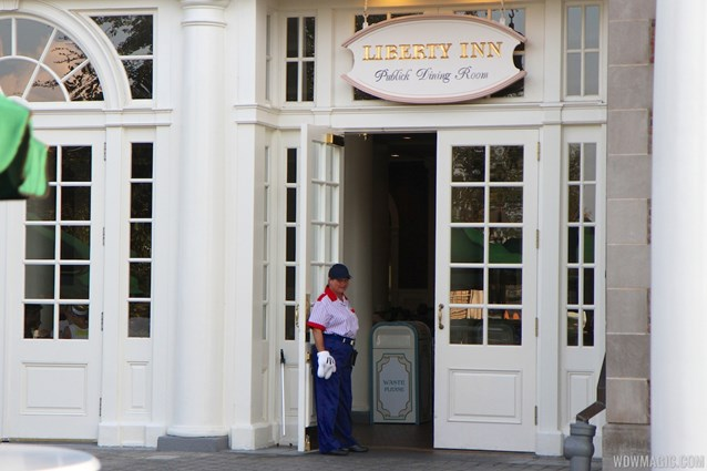 The American Adventure (Pavilion) - New American Adventure costumes - Liberty Inn costume