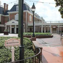 New American Adventure Pavilion Restrooms
