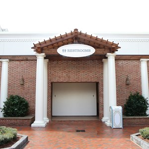 3 of 11: The American Adventure (Pavilion) - New American Adventure restrooms