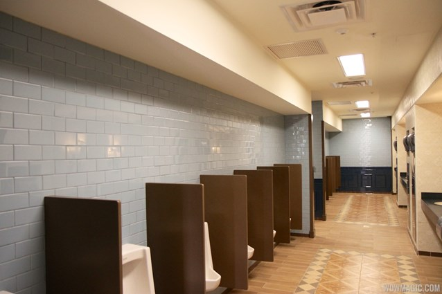 The American Adventure (Pavilion) - New American Adventure restrooms