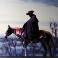 The American Adventure - George Washington Horse