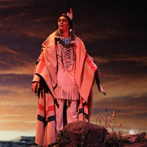 10 of 22: The American Adventure - Chief Joseph
