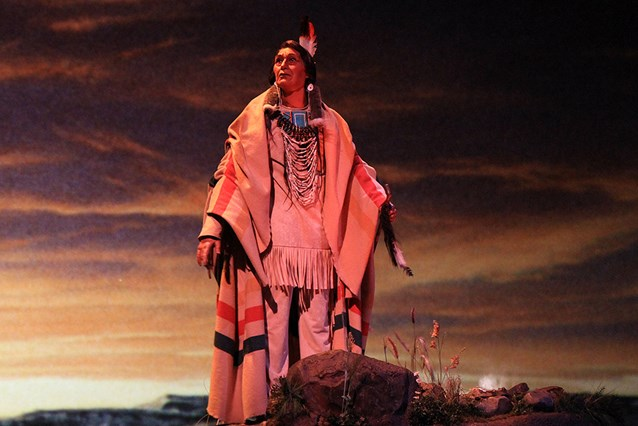 The American Adventure - Chief Joseph