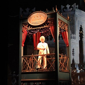 11 of 22: The American Adventure - Mark Twain