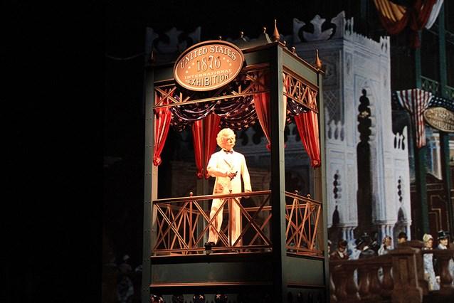 The American Adventure - Mark Twain