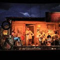 The American Adventure - The Great Depression scene