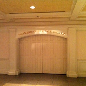 1 of 1: The American Heritage Gallery - The American Heritage closed for changes