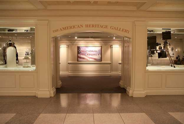 The American Heritage Gallery reopens