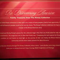 Re-Discovering America: Family Treasures from the Kinsey Collection